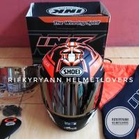 Helm Ink Cl Max Repaint Shoei Marc Marquez not AGV Nolan Airoh RSV KYT