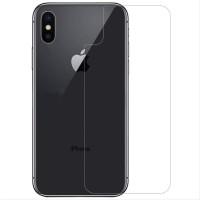 Tempered Glass Back IPHONE X / XS Anti Gores Bening Belakang