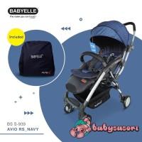 Stroller Babyelle Avio RS Reversible (warna tanya admin)