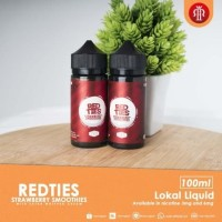 Redties By R57 x JVS - Strawberry Smoothies Whipped Cream