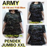 Kaos Army Wanita/Kaos Loreng Wanita/Baju Armi Tentara Wanita/Army