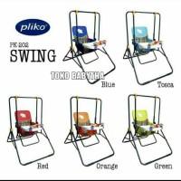 Pliko Swing 202 Ayunan Anak Murah Baby Swing Original Bisa Lipat Baru