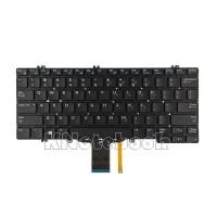 Keyboard Dell Latitude 5280 5288 5289 5290 7280 7289 7290 7390 Backlit