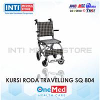 (KHUSUS GO-JEK) ONEMED - Kursi Roda Traveling SQ804