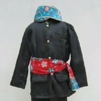 Baju adat betawi // pakaian betawi // baju Betawi SMA - Dewasa