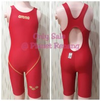 Baju Renang ARENA kneeskin - RED