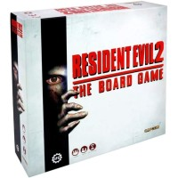 Resident Evil 2: The Board Game / Board Games / TokoBoardGame