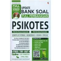 Buku Update Bank Soal Full Pembahasan PSIKOTES (ORIGINAL)