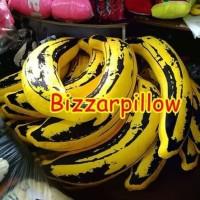 bantal pisang bizzarpillow - pisang jumbo