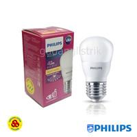 PHILIPS Lampu LED MyCare 4W Kuning Bohlam LED Bulb My Care 4 Watt WW