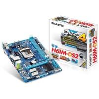 Gigabyte GA-H61M-DS2 (LGA1155, H61, DDR3) RESMI