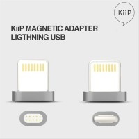 Kiip Kepala Charger Adapter Magnetic Lightning Apple iPhone