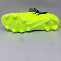 Sepatu Bola Lotto Energia FG Safety Yellow BNIB Original