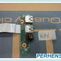FOR For ASUS K46C S46C A46C K46CM K46CB K46CA R405C S46E USB Board WI