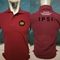 Polo Shirt Pencak Silat, Kaos polo Silat, Kaos Kerah Pencak Silat IND