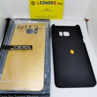 Anna acc Samsung Note FE / Note 7 hardcase backcover hp gold