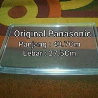 Rak Freezer Tray Frezeer Kulkas Panasonic Original Panjang 43.7 cm Ori