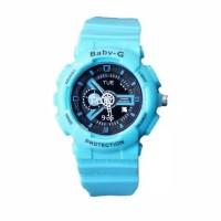 Jam tangan Baby-G analog D-8