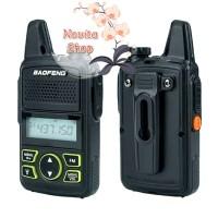 Handy Talky HT Baofeng Bf-T1 Single Band UHF Tinggal Pakai