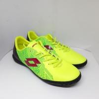 Sepatu Futsal Lotto Blade In green black Termurah