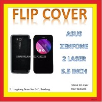 ASUS ZENFONE 2 LASER ZE550KL UME FLIP SHELL FLIP COVER JELLY 903557