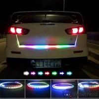 Lampu LED bagasi belakang aksesoris eksterior mobil / Lampu led mobil