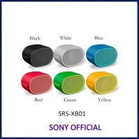SONY Extra Bass Portable Bluetooth Speaker SRS-XB01 XB 01 - Hitam