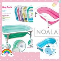 Karibu - Folding Baby Bath Tub (Bak Mandi Bayi Lipat)