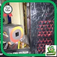 Ready Stock Cpu gaming ryzen 5 2400 msi B350-VH PLUS