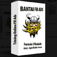 Buku.murah Bantai FB Ads - Formula 3 Masketir ( Tutorial)
