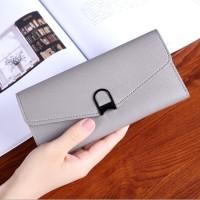 Produk terbaik FTS155 - BEAU Dompet Panjang Wanita Import Terlaris