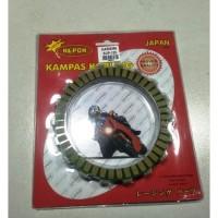 Kampas Kopling Racing Merk Nepon Honda Karisma