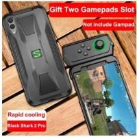 Hardcase Blackshark 2 Pro Bisa Stik Kanan dan Kiri Soft case Murah Kit