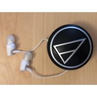 Audio Technica ATH-CLR100 in-ear headphone dengan gulungan unik