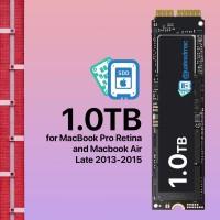 1TB SSD Upgrade for Apple Macbook Pro Retina 2013-2015
