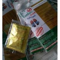 Koyo Kaki Bamboo - Bamboo Foot Patch - Gold - Bamboo Kiyome Original