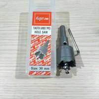 Holesaw Kayu / Besi / Stainless TCT 30 mm KUGEL