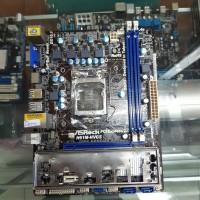 motherboard asrock h61M-HVGS 1155 socket