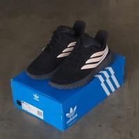 Sepatu Pria Adidas Sobakov Black Pink Original