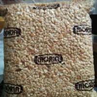 Morin diced peanut/ kacang tanah sangrai kemasan 1 kg.