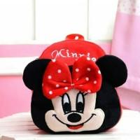 Tas ransel anak karakter micky mouse