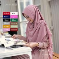Jilbab Jumbo Instant Malika Ceruti / Grosir Hijab Instant Murah