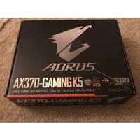 PROMO MURAH GIGABYTE GA AX370 Gaming K5 DDR4 Socket AM4 Limited