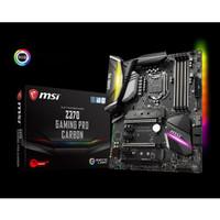 Aksesoris Komputer Motherboard MSI Z370 GAMING PRO CARBON Limited