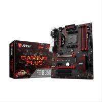 Aksesoris Komputer MSi B350 Gaming Plus Motherboard Limited