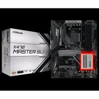 ASROCK X470 Master SLI Socket AM4 Motherboard AMD Berkualitas