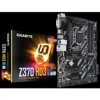 MOTHERBOARD GIGABYTE Z370 - HD3 - MAINBOARD GA Z370 - HD3 COFFELAKE