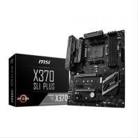 CUCI GUDANG MSI X370 SLI Plus AM4 AMD Promontory X370 DDR4 USB3 1 SAT