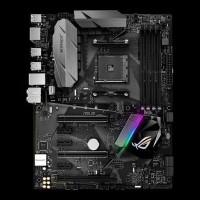 TERMURAH Asus ROG STRIX B350F Gaming AM4 AMD Promontory B350 DDR4 USB
