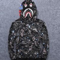 hoodie bape shark space Terbaru galaxi kw BUKAN KALENG
